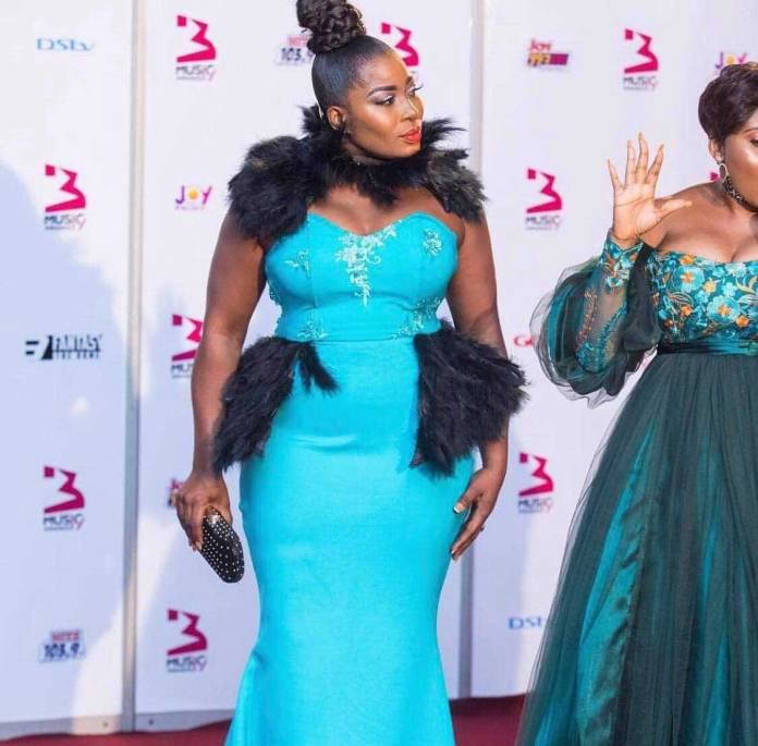 Gloria Sarfo - 3 Music Awards 2019: All the red carpet moments you missed