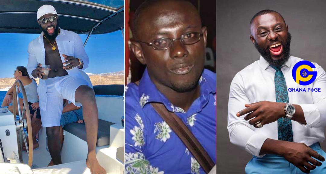 Kofi Asamoah Throwback - Wild reactions as throwback photo of Kofi Asamoah aka Kofas pops up