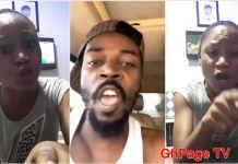 Kwaw Kesse insults Akuapem Poloo; she angrily replies back