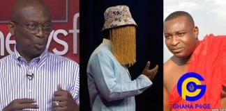 Anas is an enemy and a Pharisee to Ghana; Warn your boy or else-Wontumi cautions Kweku Baako