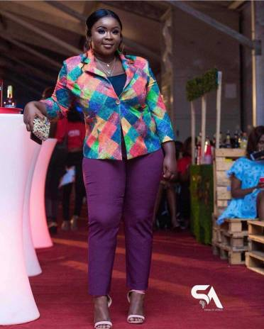 Maame Serwaa 1 - Social media users criticize Maame Serwaa's latest photo