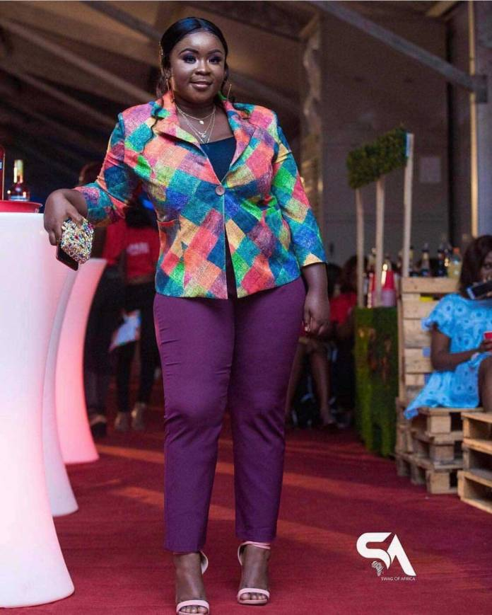 Maame Serwaa 1 - 3 Music Awards 2019: All the red carpet moments you missed