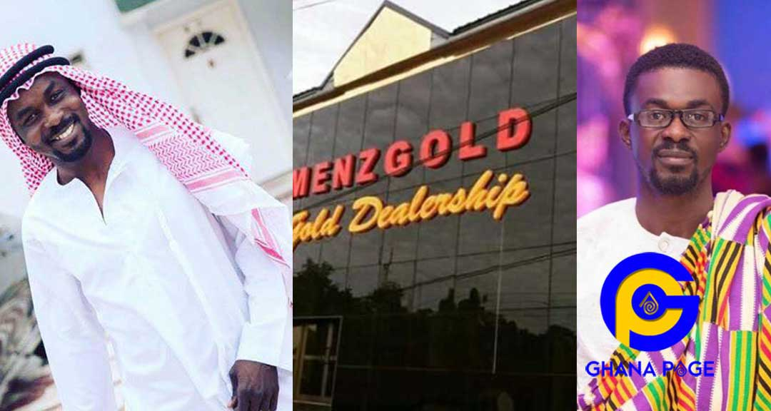 Menzgold's headquarters at Dzorwulu robbed - Robbers stole laptops, flat screen TV, Others