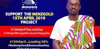 Nana Appiah Mensah released from Dubai prison and set to pay customers on 15th April?