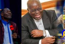 """Video: Akufo-Addo collapsed local businesses with his famous """"I'm in a hurry"""" speech-Prophet Kobi"""