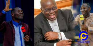 "Video: Akufo-Addo collapsed local businesses with his famous ""I'm in a hurry"" speech-Prophet Kobi"
