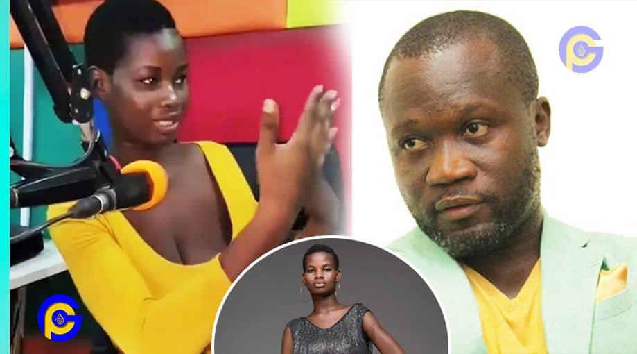 Pamela Odame Ola Michael - Peace Fm's panellist Ola Micheal is stupid and a fool- Pamela Odame