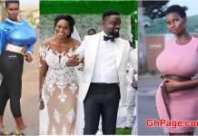 Audio: I will sacrifice anything to be the 2nd wife of Sarkodie- Big B00Bs Pamela Odame Watara