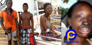 These are the boys who robbed the Mobile Money Vendor and poured acid on her afterwards [SEE]