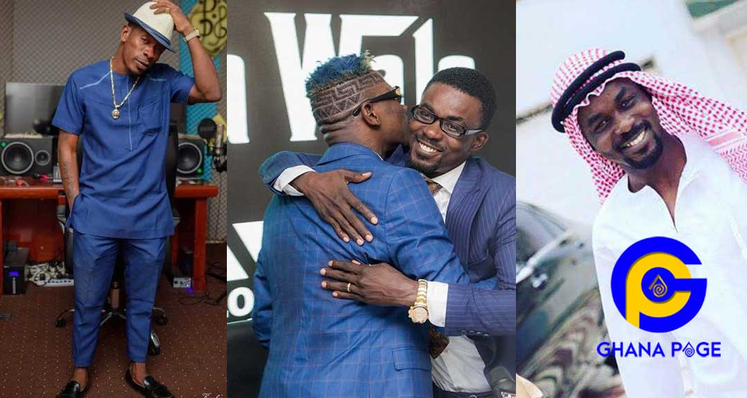 Shatta Wale Nana Appiah Mensah 1 - How Shatta Wale reacted after the release of NAM 1