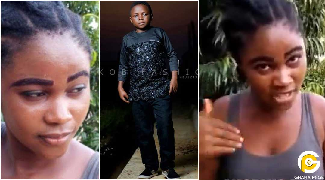 Yaw Dabo Kelvina girlfriend - I'll curse Yaw Dabo if he denies dating me – Young actress Kelvina