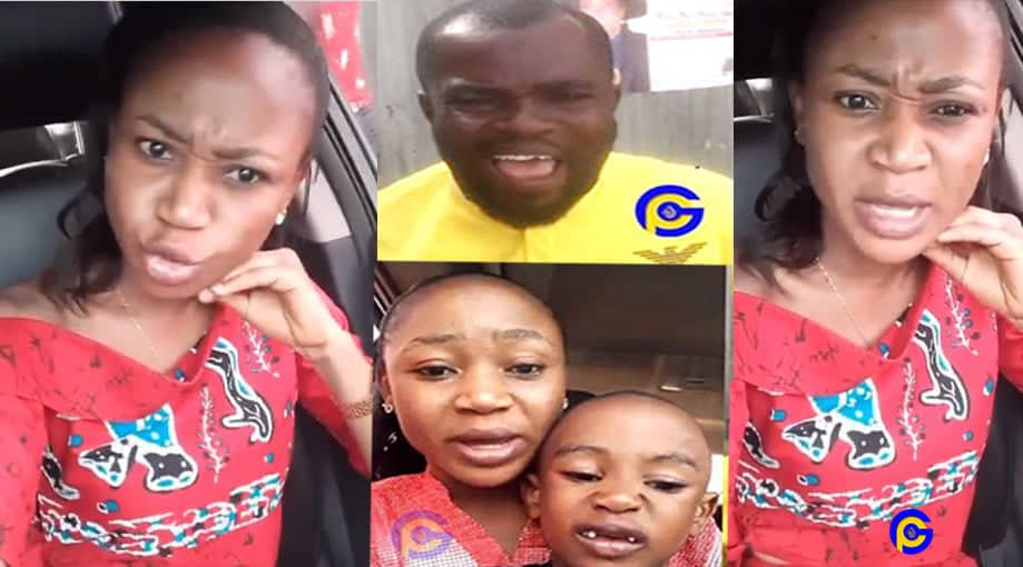 Akuapem Poloo balsts Baby Daddy - Akuapem Poloo attacks alleged baby daddy