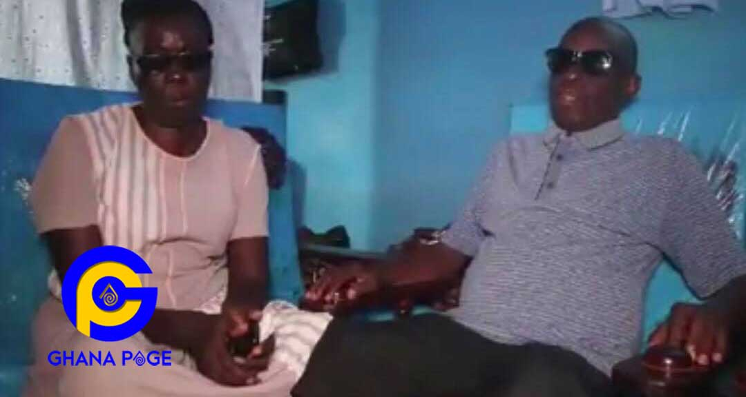 Ghanaian blind couple who have been married for 40 years tell their beautiful story [Video]