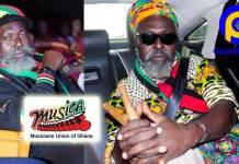 Chairman Ras Caleb APPIAH-LEVI files nomination for Musiga presidency