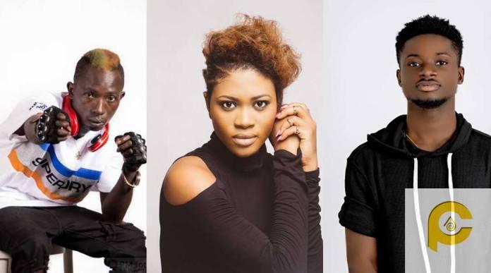 EAZZY, PATAPAA & Kwami Eugene