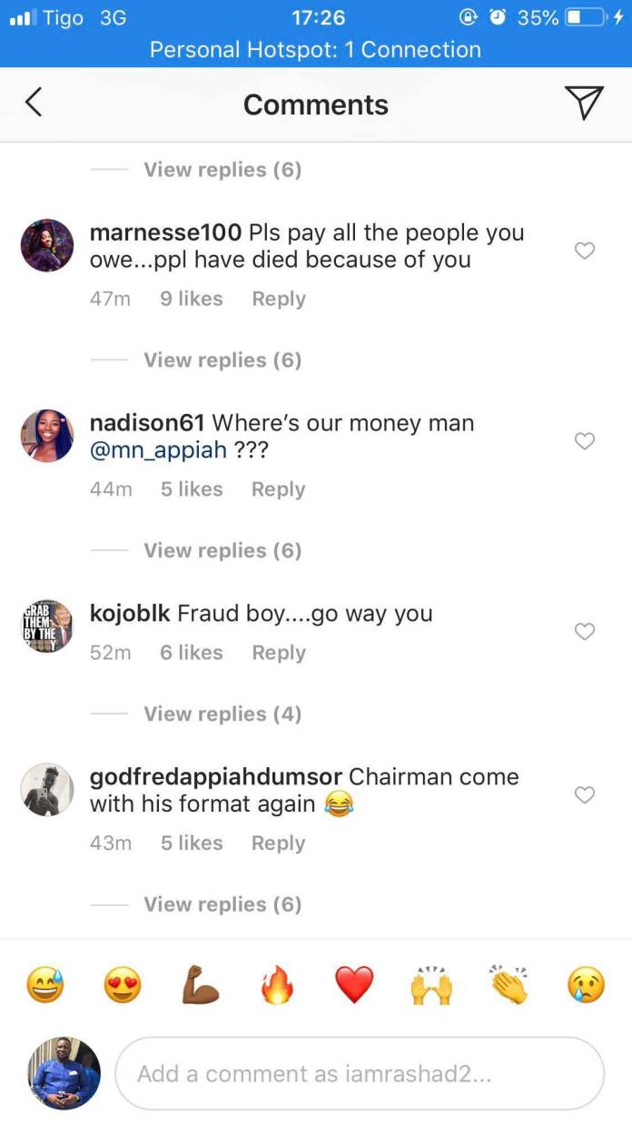 Ghanaians react NAM1 3 - How Ghanaians are reacting to the second coming of NAM1