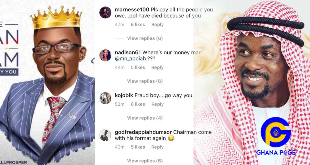 Ghanaians react NAM100 - How Ghanaians are reacting to the second coming of NAM1