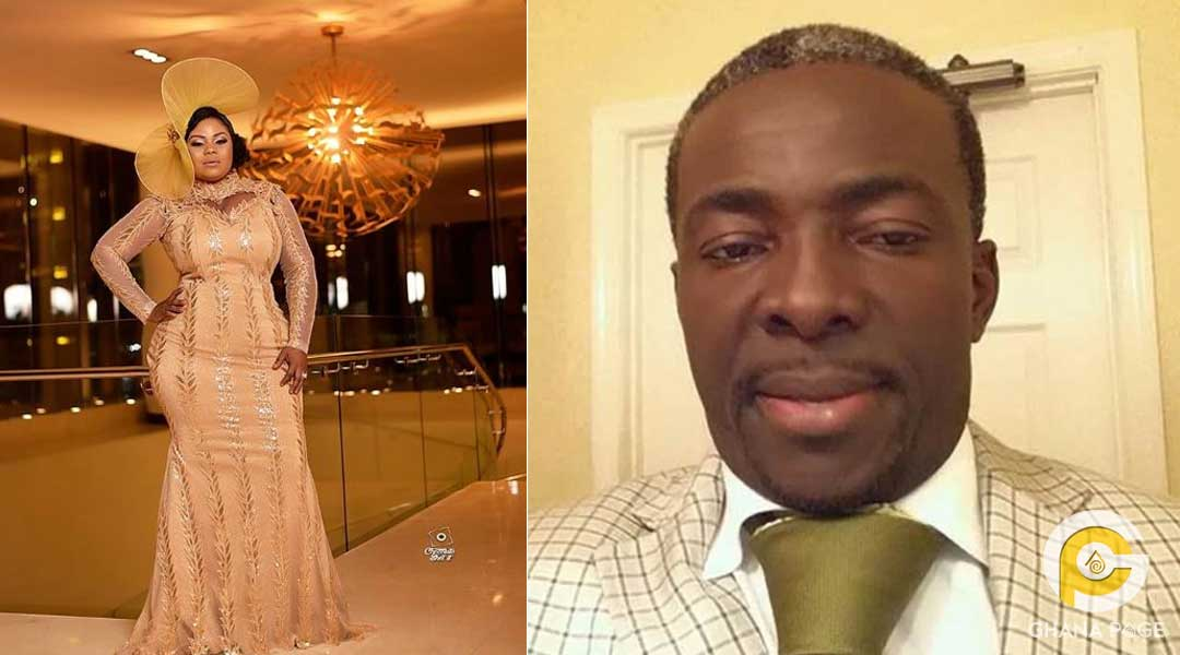 Gifty Adorye Papa Shee - Women making up is not a sin – Gifty Adorye replies Papa Shee