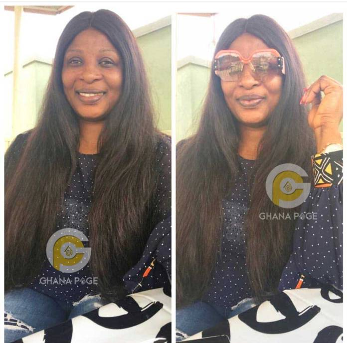 Gloria Sarfo No Make up - This No Make-Up photo of Gloria Sarfo will make you rethink about beauty