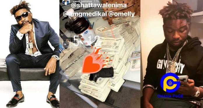 Junior US posted 1000s of dollars on online hours before he died; Armed robbers killed him-Source