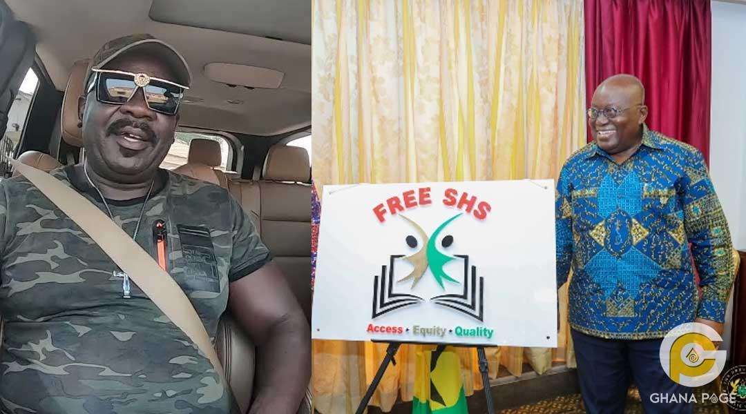 Koo Fori Nana Akuffo Addo - Stop making noise on free education and fulfill your promises – Koo Fori tells Akuffo Addo