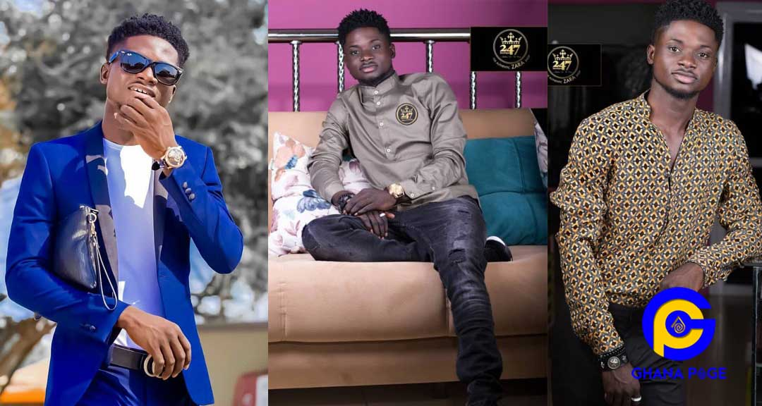 Kuami Eugene 6 - VGMA Artist of the year award is not a cement bag to carry-Kuami Eugene