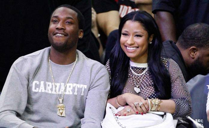 Meek Mill Nicki Minaj - Photos of Junior US chilling with Meek Mill,Omelly, other US stars pop up