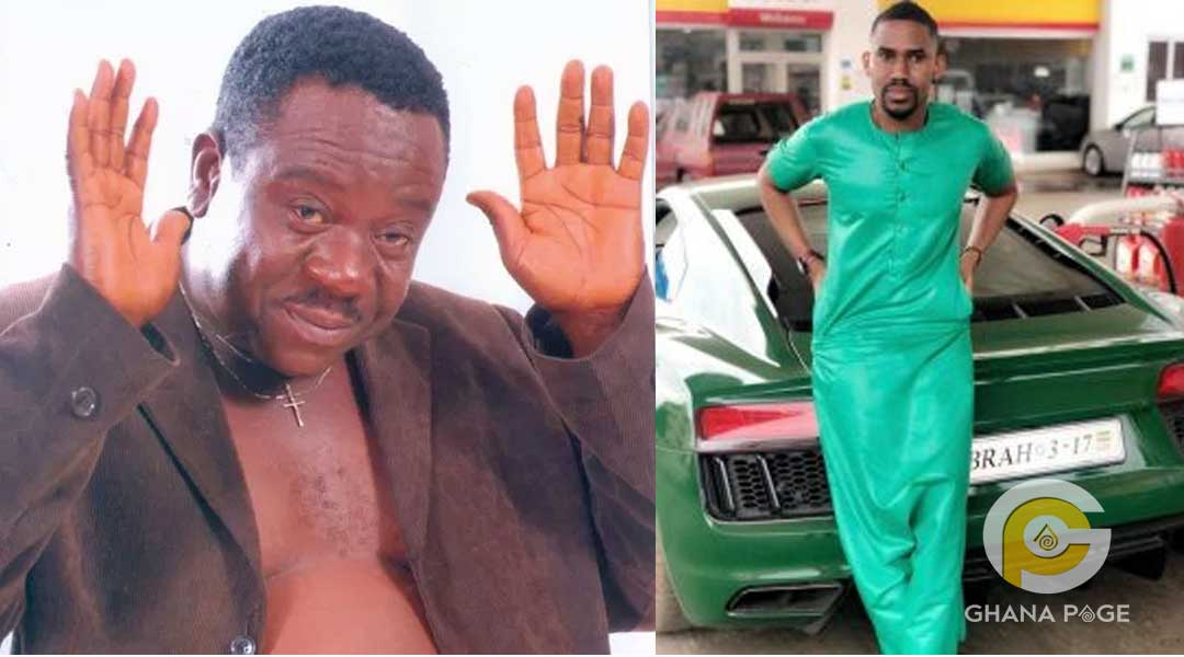 Mr.Ibu and Ibrah - Mr. Ibu is telling lies, he had stroke – Ibrah Wan