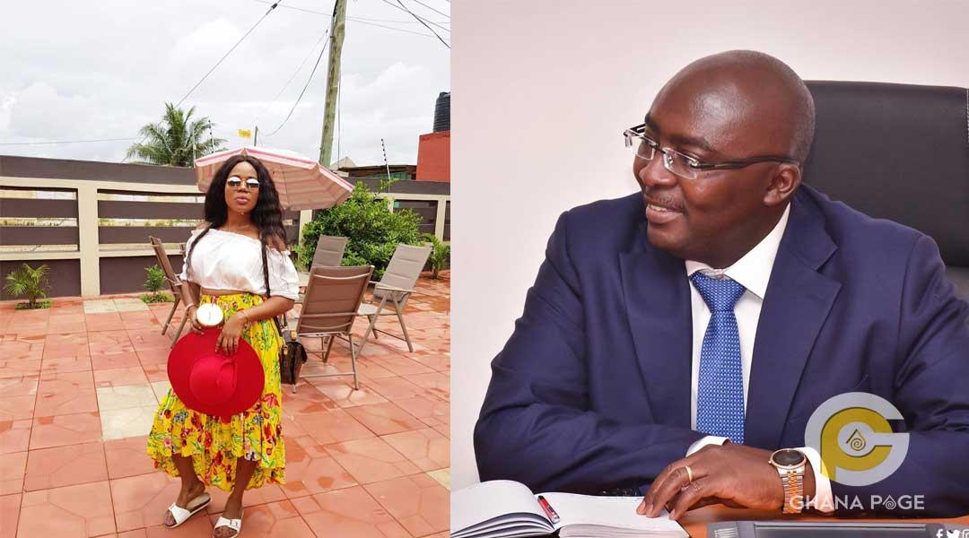 Mzbel and Bawumia - Bawumia needs to ask God for forgiveness – Mzbel