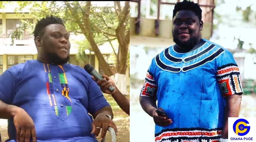 OTEELE BIGGIE ACTOR - I nearly fingered an actress on set -Oteele