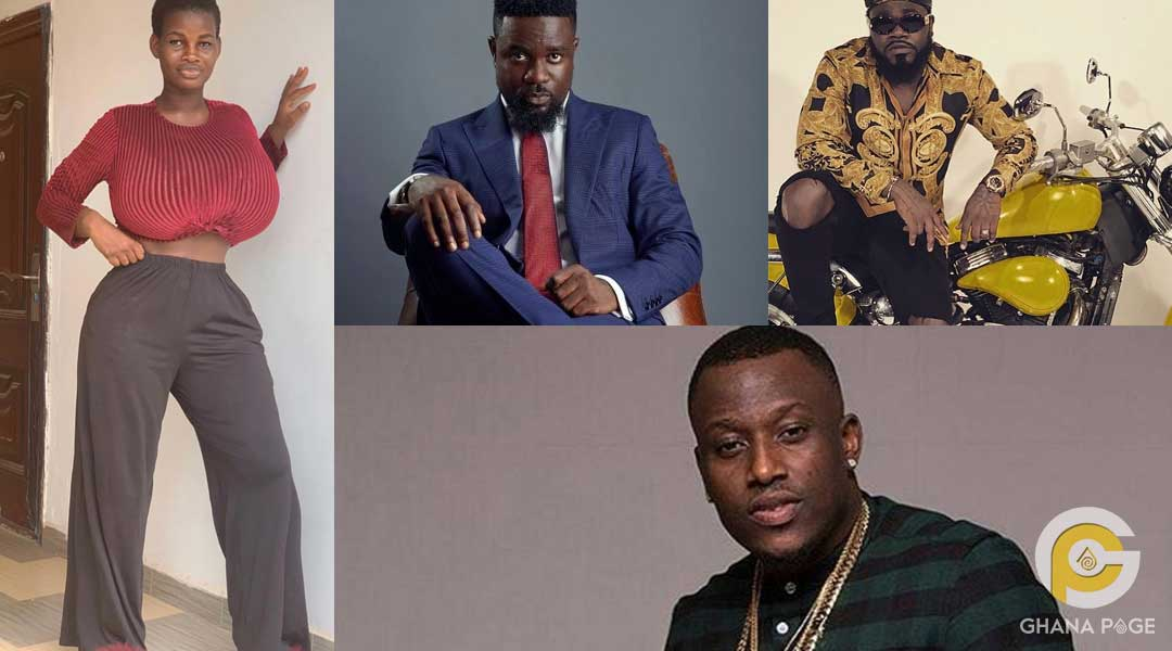 Pamela Sarkodie Captain Planet Coded - Top 3 Ghanaian musicians who may have slept with Pamela Odame