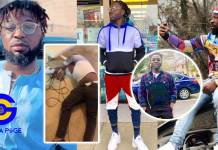 Video:Showboy allegedly threatened to shoot Junior US if he is jailed for stabbing him- Junior is dead