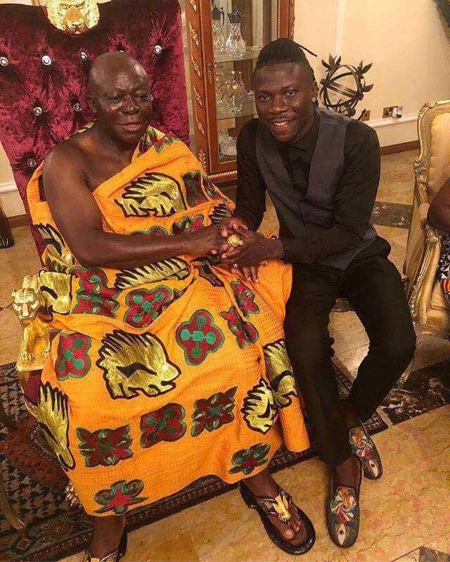 Stonebwoy Otumfour Osei Tutu II - Stonebwoy to headline Otumfour Osei Tutu's 20th anniversary concert
