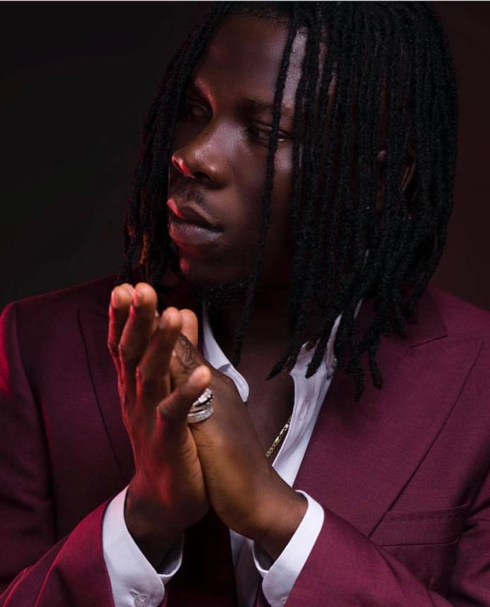Stonebwoy - NAM1 showers praises only Stonebwoy among the Zylofon artists