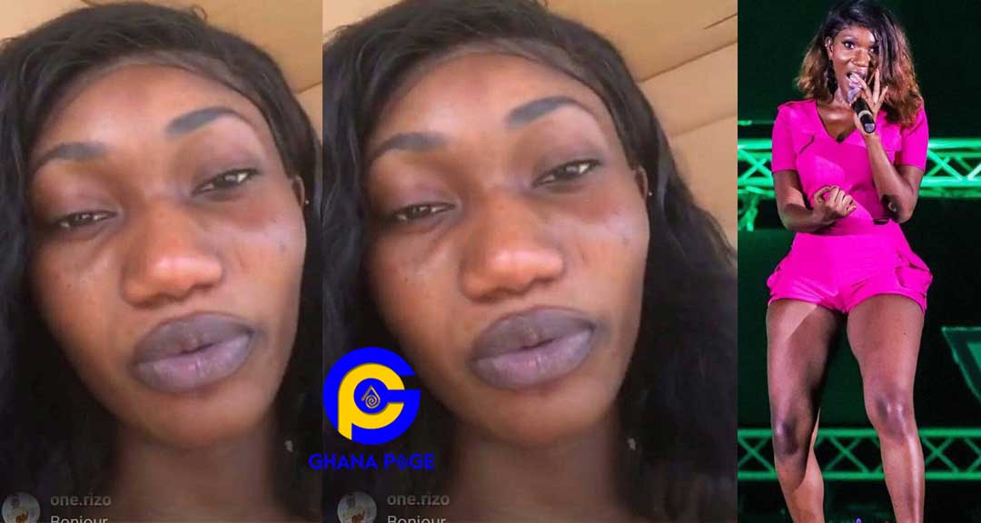 Wendy Shay - Wendy Shay breaks the internet with a shocking no make-up photo