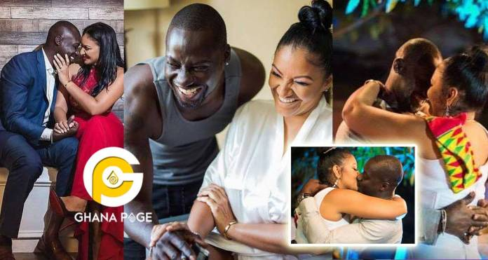 Here are PHOTOS of Bettie Jenifer, Chris Attoh's wife who has been shot dead in the USA