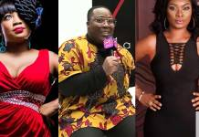 vicky zugah and Berverly Afaglo attack Charlie
