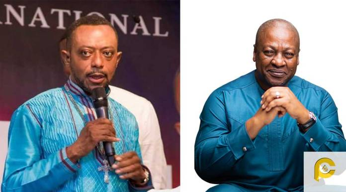 Owusu Bempah and Mahama