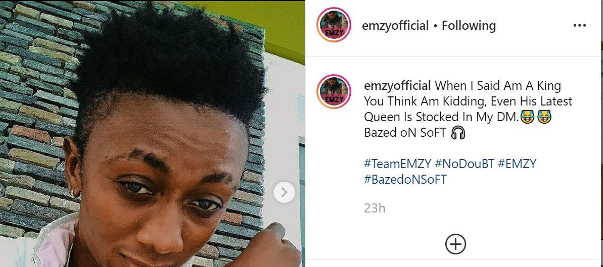 Image result for emzy nwoko