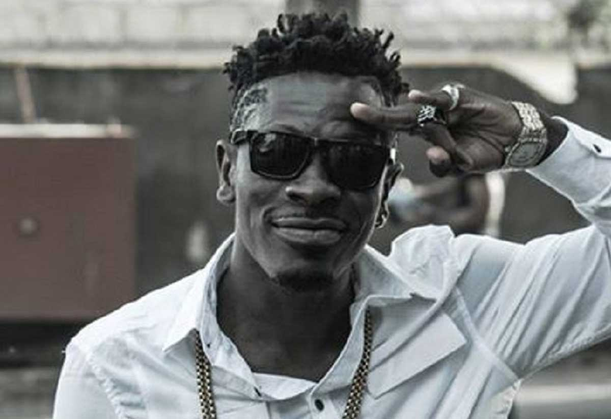 SHATTA WALE FI - You did your best to promote Ghana, I'm proud of you -Shatta Wale tells Stonebwoy