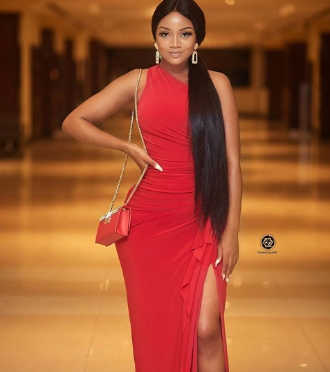 Meet the beautiful sister of news anchor, Serwaa Amihere