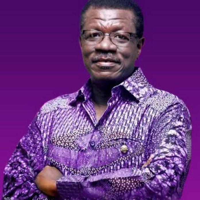 Pastor Dr. Mensah Otabil