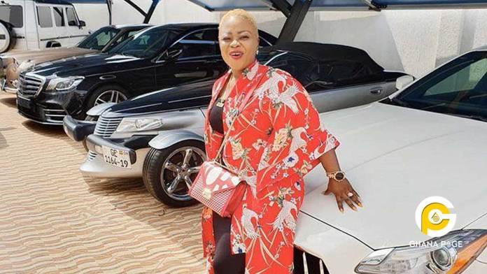 Obofowaa Queen Ciara, Rev. Obofour's wife