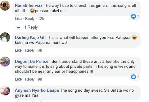 Social media users lambast 'good girl' eShun for releasing profane song 2
