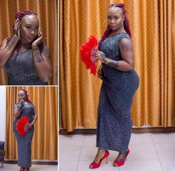Ghanaian nurse turned Snapchat prostitute, Baaba Ginger recounts experience sleeping with Shatta Wale 2