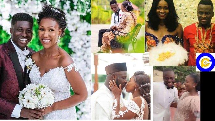 Ghanaian-Footballers-who-married-in-2019