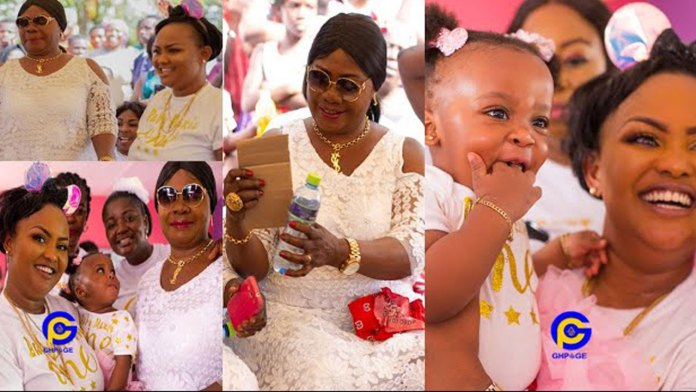 Mcbrown-unveils-her-mother-for-the-first-time-at-Baby-Maxin's-Birthday-party
