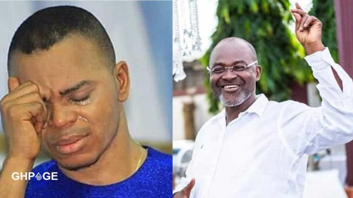 Bishop Daniel Obinim, the founder and leader of International Godsway Church has finally rendered an unqualified apology to the Kennedy Agyapong.
