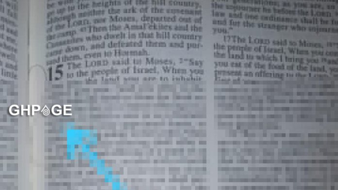 Miraculous hair in bible which can cure Coronavirus