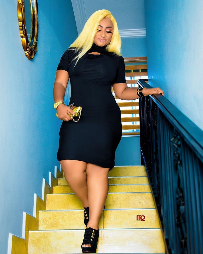 PHOTOS: Popular Kumawood Actress, Ellen White Shares Runchy Photos Of herself on the Internet - See fans reaction 3